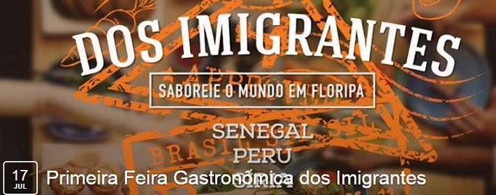 Feira Gastronomica dos Imigrantes Florianópolis – Programação