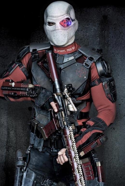 Filme Esquadrão Suicida – Personagen pistoleiro