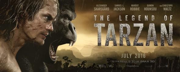 Filme lenda de Tarzan 2016 - Sinopse e Trailer