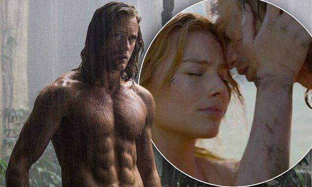 Filme lenda de Tarzan 2016