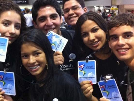Jovens Embaixadores Programa 2017
