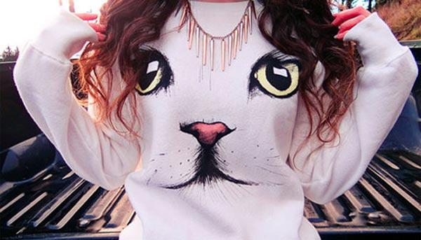 Moda Gatos – Novidades Em Estampas