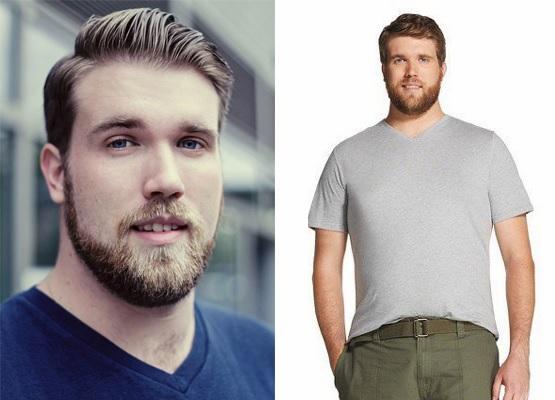 Modelo Plus Size Masculino - Como Participar