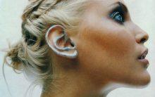 Orelha Maquiada – Nova Tendência