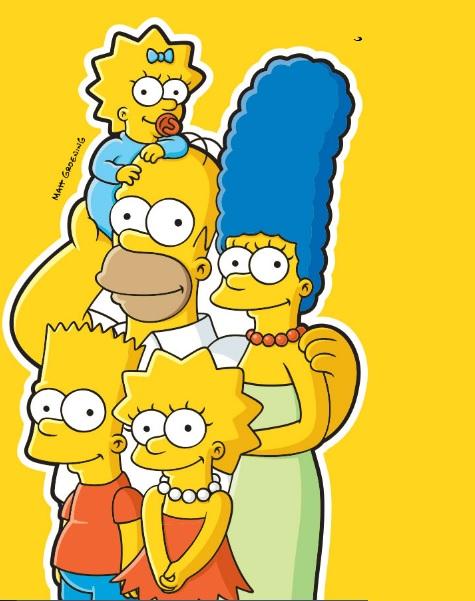 Promoção Dia dos Pais Com os Simpsons Riachuelo
