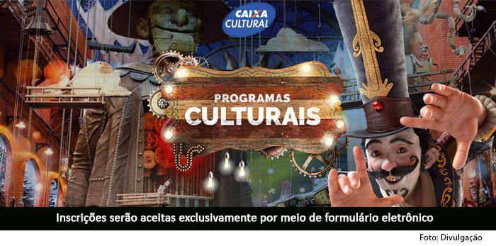 Seleção Pública Projetos Culturais 2017 - Processo Seletivo Caixa