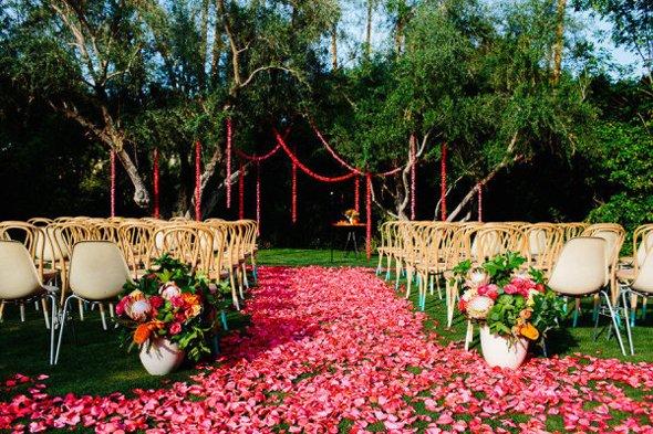 Tapetes Para Casamento – Como Escolher flores