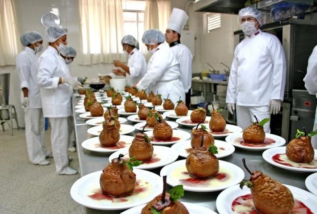 Aulas de Gastronomia gratuito