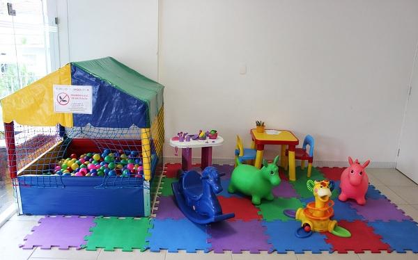 Espaço Kids no Casamento - brinquedos