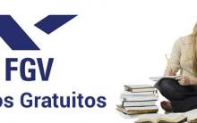 FGV Cursos Gratuitos 2016 – Inscrições Online