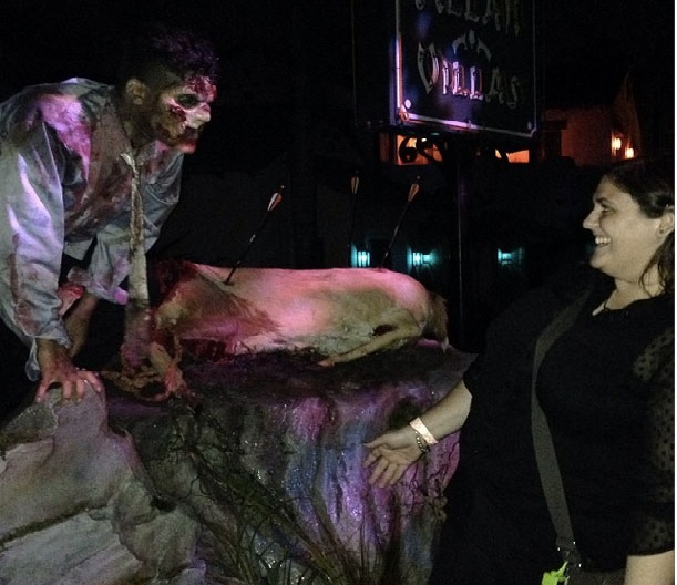 Halloween Horror Nights Orlando  Atrações e Ingressos