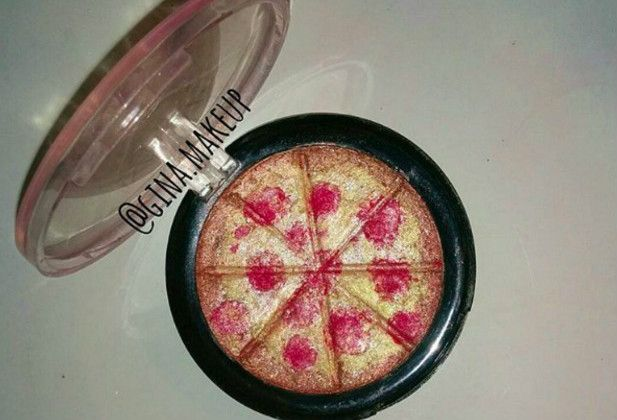 Iluminador Pizza