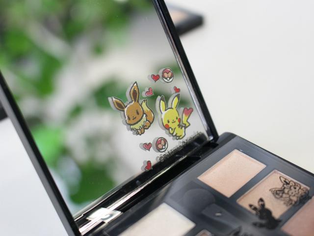 Maquiagem Pokémon –itsdemo