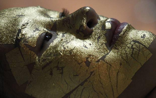Mascara de Ouro -