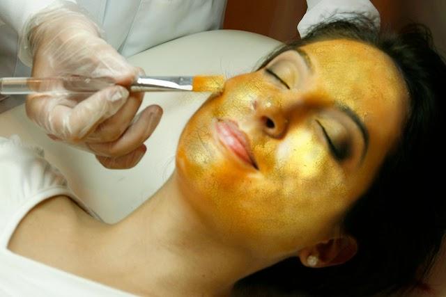 Mascara de Ouro - Benefícios e  Como Usar