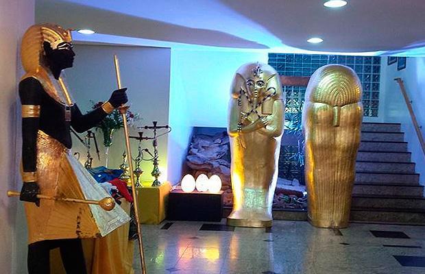 Museu Egípcio Itinerante – Data de Exposições