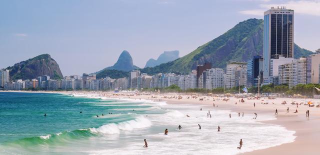 Pacotes Turísticos Réveillon 2017 - copacabana