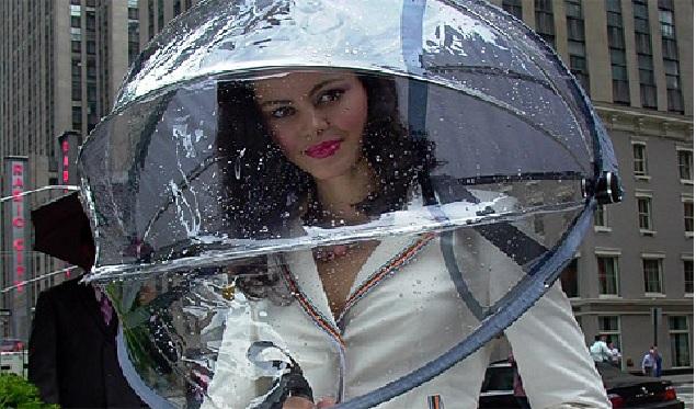 Penteados Em Dias de Chuva - Como Fazer Dicas