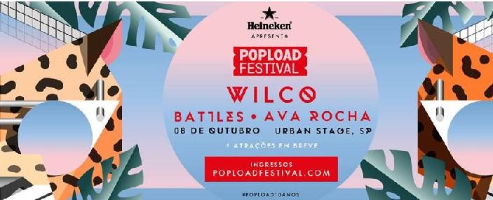 Popload 2016 Festival São Paulo