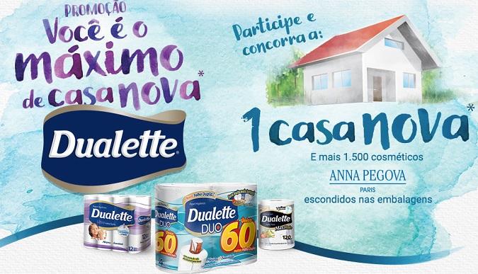 Promoção Dualette Você é o Máximo de Casa