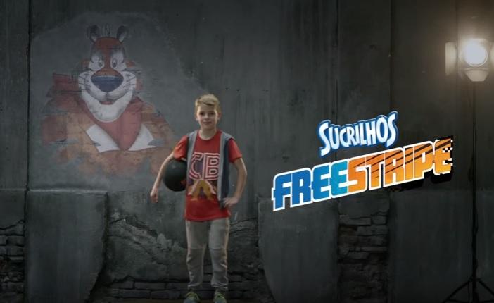 Promoção Sucrilhos FreeStripe Desafio Final 2016