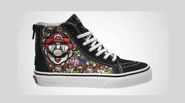 Tênis Coleção Nintendo  Lançamentos