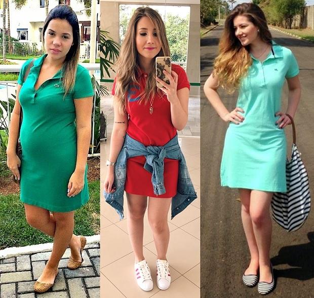 Vestidos Polo Play - Modelos e Dicas de Como Usar