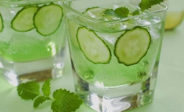 Água de Sass – Emagrecer e Desentoxicar