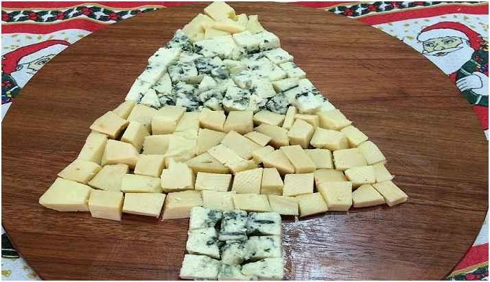 arvore-de-natal-com-queijos-como-fazer