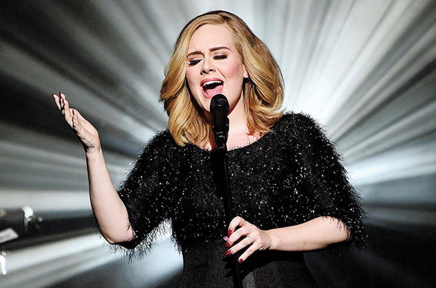 Adele Promete Show No Brasil 2017 –