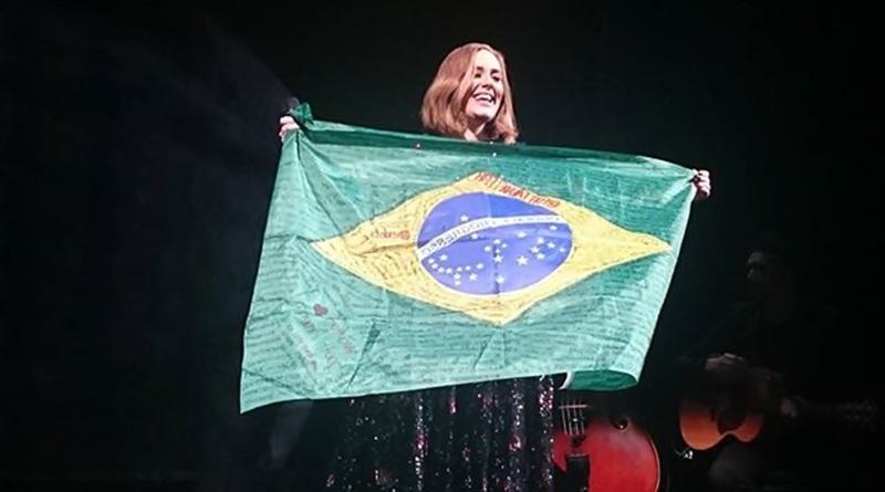 Adele Show No Brasil Em 2017 – Vídeo