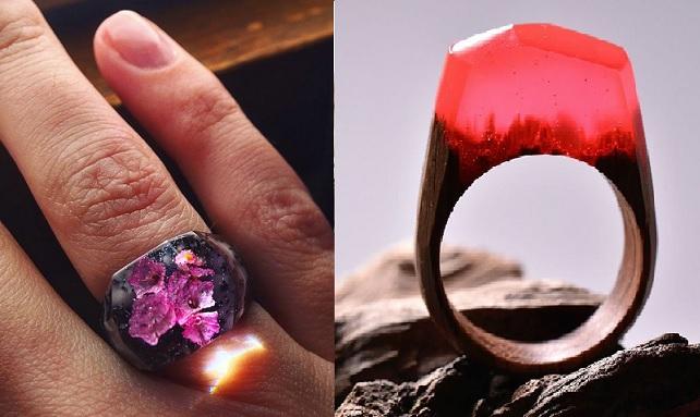 Anéis Exclusivos – Paisagens