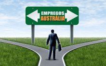 Austrália Empregos Para Brasileiros 2017 – Vagas