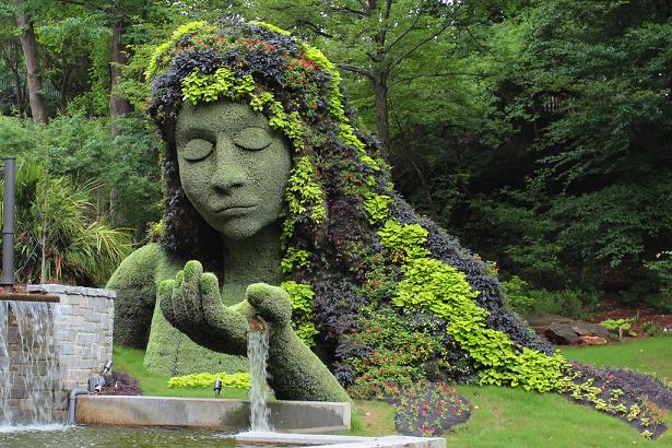 Belos Jardins do Mundo - EUA