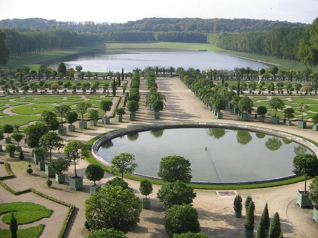 Belos Jardins do Mundo - Versalhes