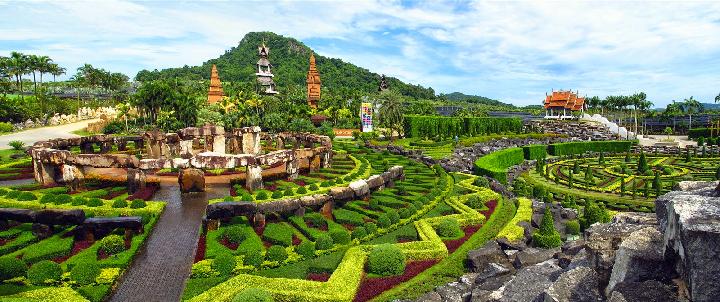 Belos Jardins do Mundo - tailandia