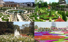 Belos Jardins do Mundo – Fotos Para Chegadada Primavera
