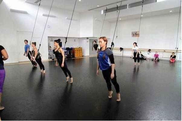 Bungee Dance – Aula de Dança Suspensa