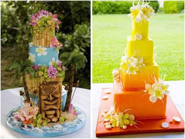 casamento-no-estilo-havaiano-bolo