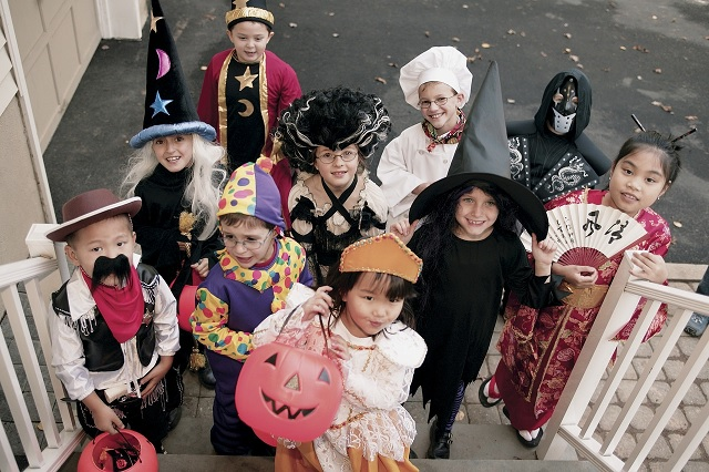 Dia do Halloween -deoces