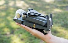 Drone Mavic Pro – Lançamento