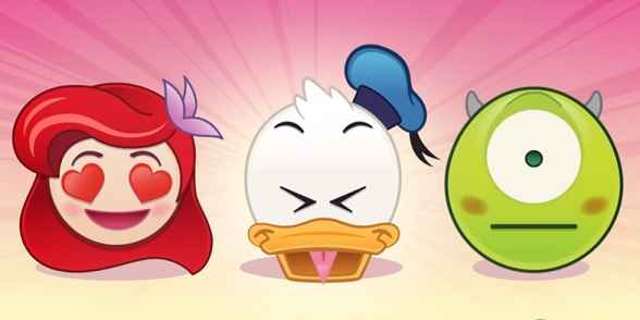 emojis-disney