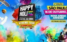 Festival Das Cores Happy Holi SP 2016 – Ingressos