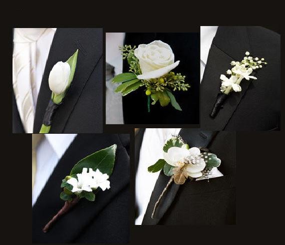 Flor de Lapela Para Noivos – Como Usar e Como Escolher