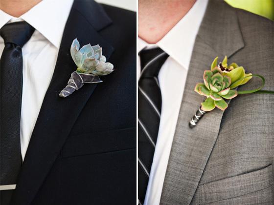 flor-de-lapela-para-noivos-suculentas