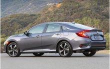 Honda Civic 2017- Principais Mudanças