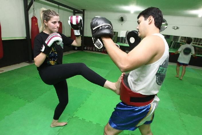 Muay Thai – Exercícios