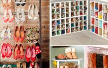 Organizar Sapatos – Dicas Criativas