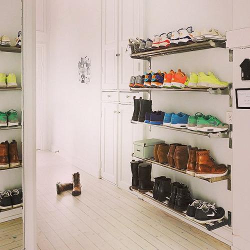 Organizar Sapatos - Dicas Criativas
