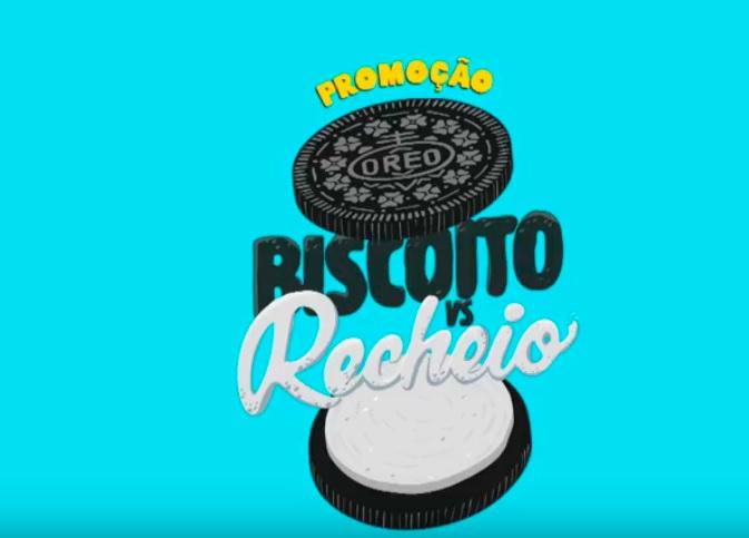 Promoção Oreo Biscoito Com Recheio – Como Participar